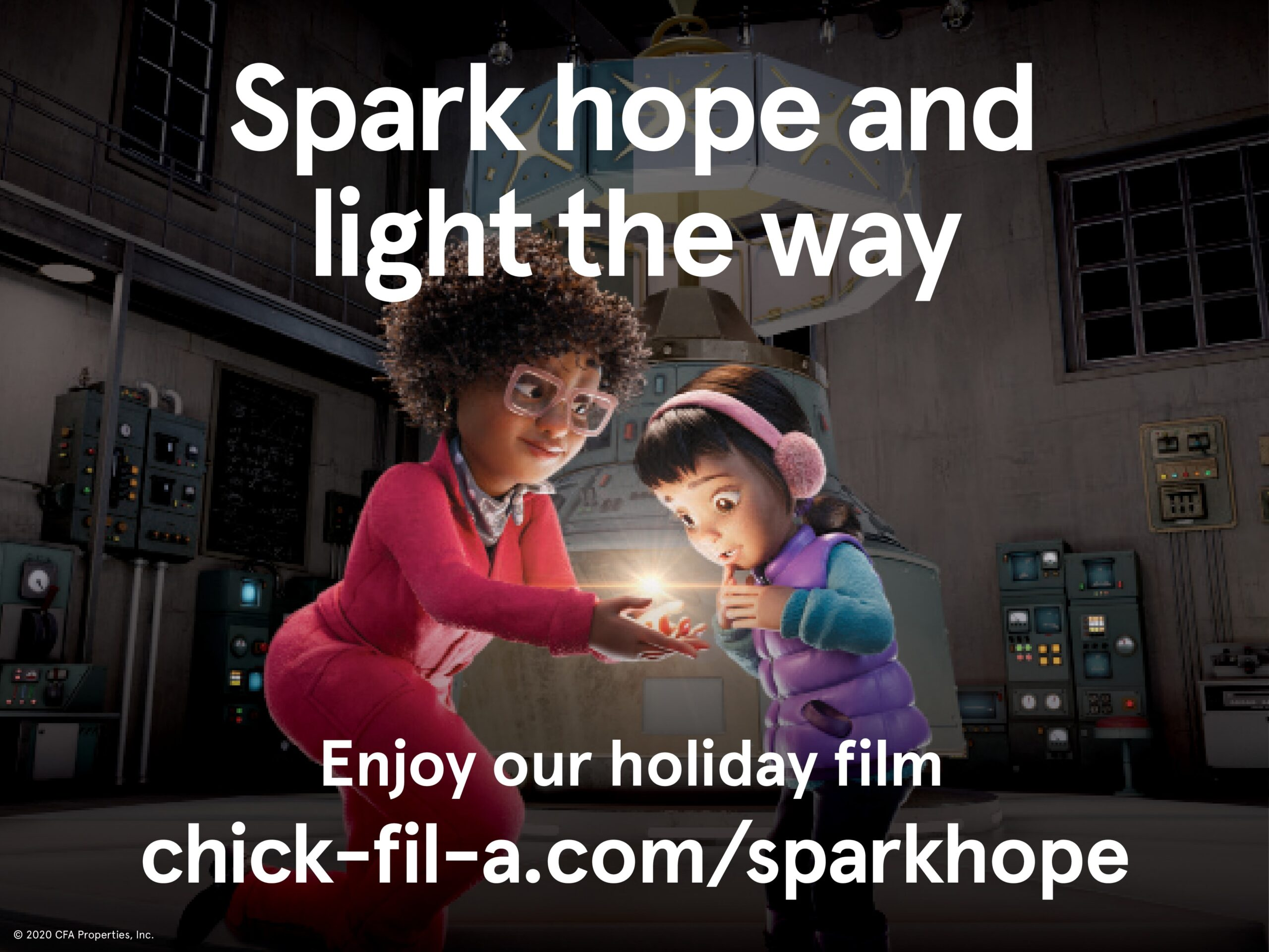 Chick-fil-A Holiday Film